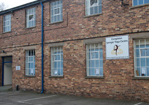 Congleton Iyengar Yoga Centre/contact us